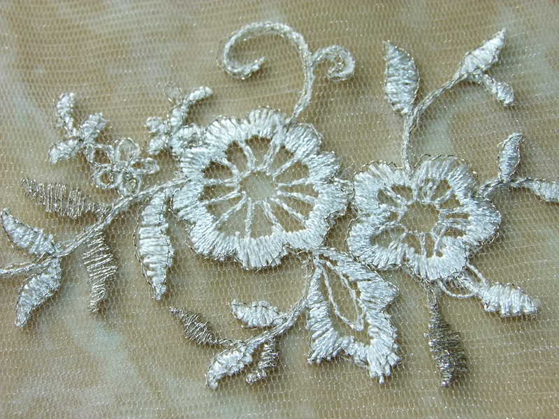 Lace samples CGL008