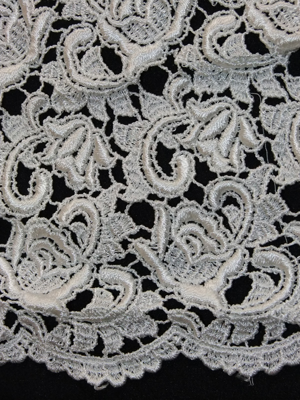 Lace samples CGL011