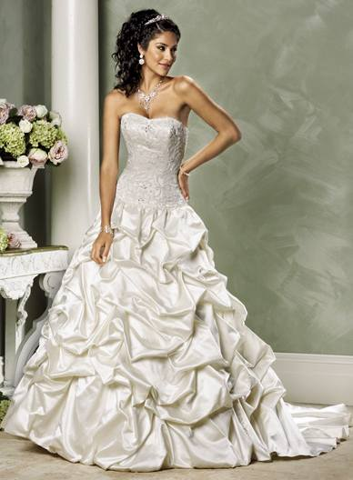 Orifashion Handmade Gown / Wedding Dress MA220