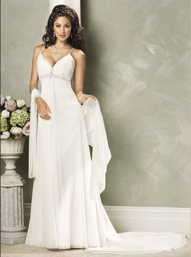 Orifashion Handmade Gown / Wedding Dress MA222