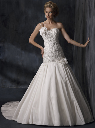 Orifashion Handmade Gown / Wedding Dress MA003