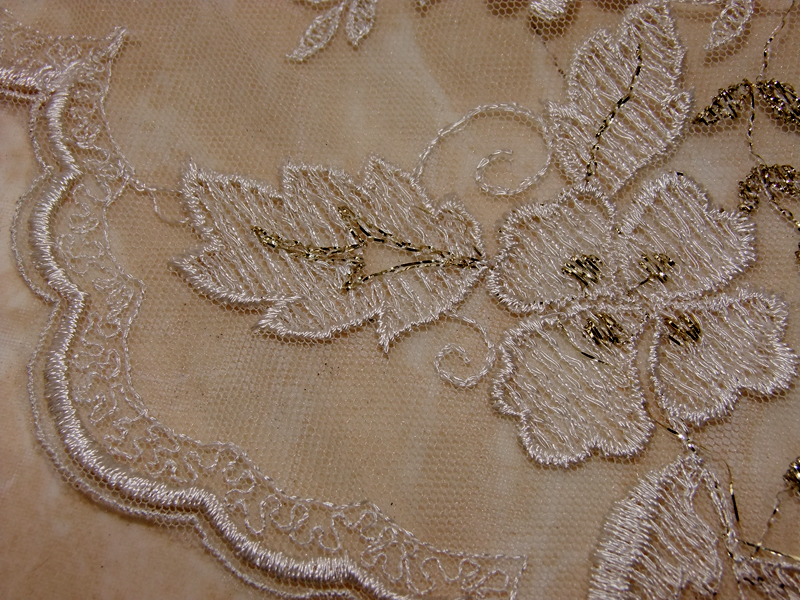 Lace samples CGL001